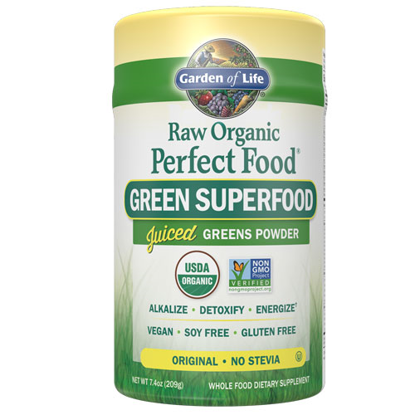 Picture of Raw Organic Perfect Food (Original) 209g by Garden of Life