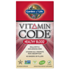 Picture of Vitamin Code Healthy Blood 60 Caps by Garden of Life