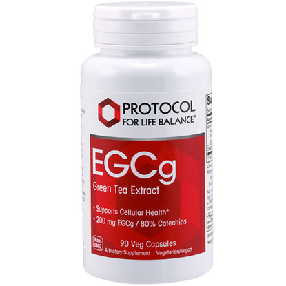 Picture of EGCg (Green Tea Extract) 90 caps by Protocol