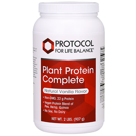 Picture of Plant Protein Complete 2 lbs. by Protocol