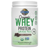 Picture of Organic Grass Fed Whey (Chocolate) 397.5g by Garden of Life