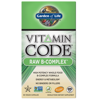 Picture of Vitamin Code Raw B Complex 60 Capsules by Garden of Life