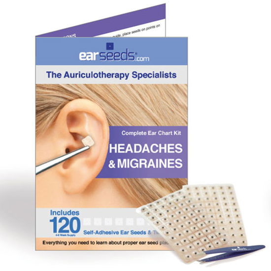 Picture of Headaches / Migraines Ear Seed Kit