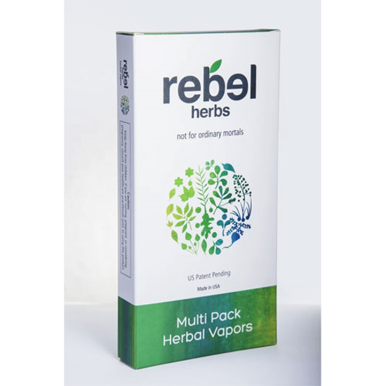 Picture of Multi Pack Herbal Vapor Kit by Rebel Herbs