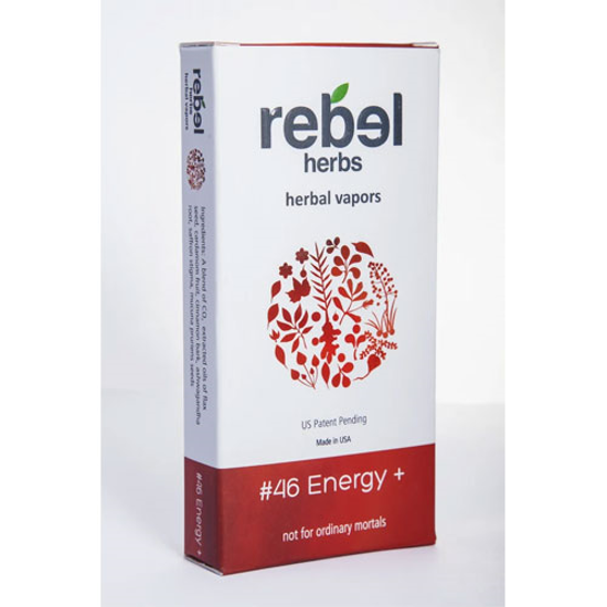 Picture of #46 Energy+ Vapor Kit by Rebel Herbs