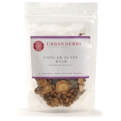 Picture of Cang Er Zi San Whole Herb (91g) by Urban Herbs