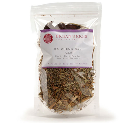 Picture of Ba Zheng San Whole Herb (249g) by Urban Herbs
