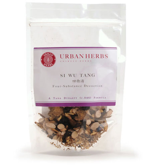 Picture of Si Wu Tang Whole Herb (91g) by Urban Herbs