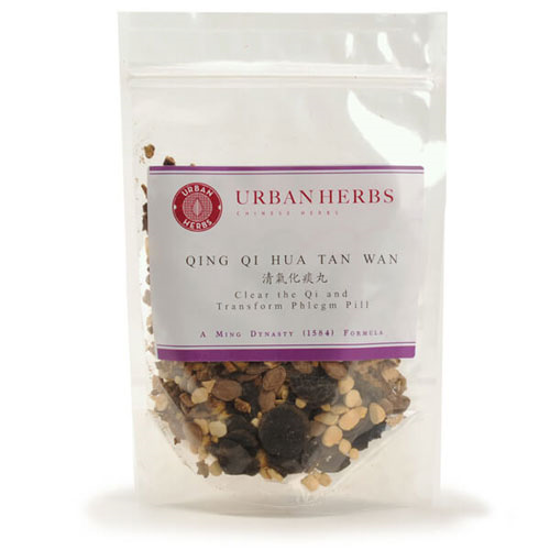 Picture of Qing Qi Hua Tan Tang Whole Herb (132g) by Urban Herbs