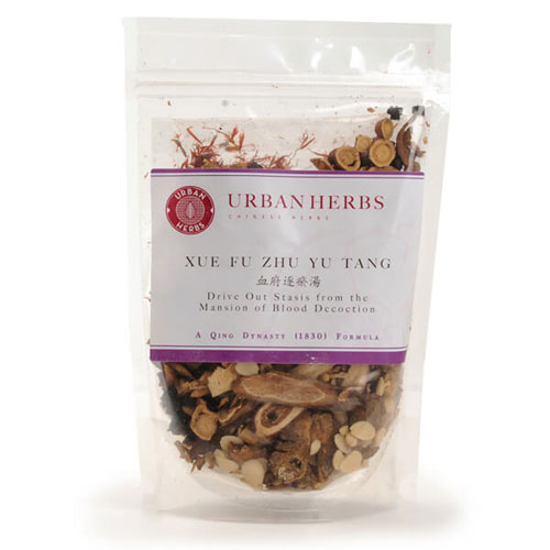 Picture of Xue Fu Zhu Yu Tang Whole Herb (181g) by Urban Herbs