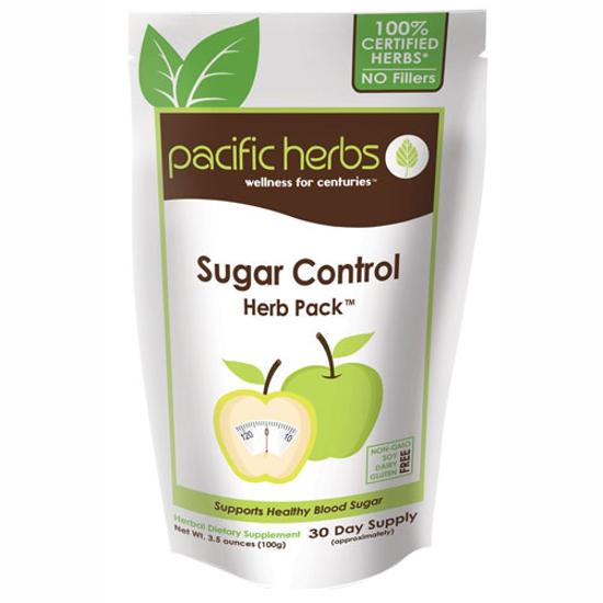 Picture of Sugar Control Herb Pack by Pacific Herbs