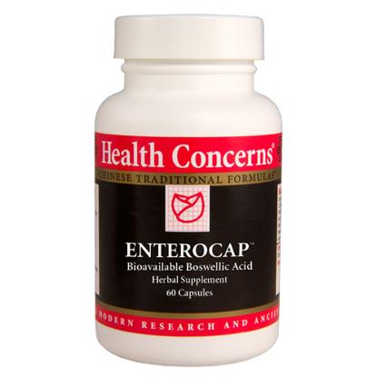 Picture of Enterocap 60 caps, Health Concerns
