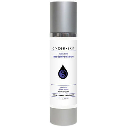 Picture of Night Time Age Defense Serum 3.4 oz. by Dr. Zen Skin