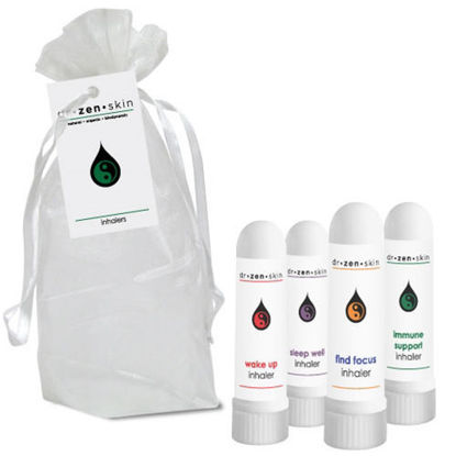 Picture of Inhaler Kit (4 pc.) by Dr. Zen Skin