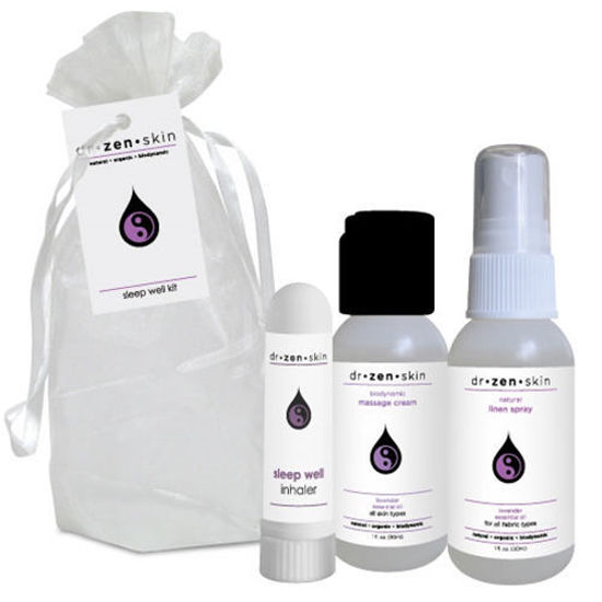 Picture of Sleep Well Kit by Dr. Zen Skin
