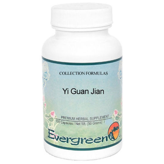 Picture of Yi Guan Jian Evergreen Capsules 100's
