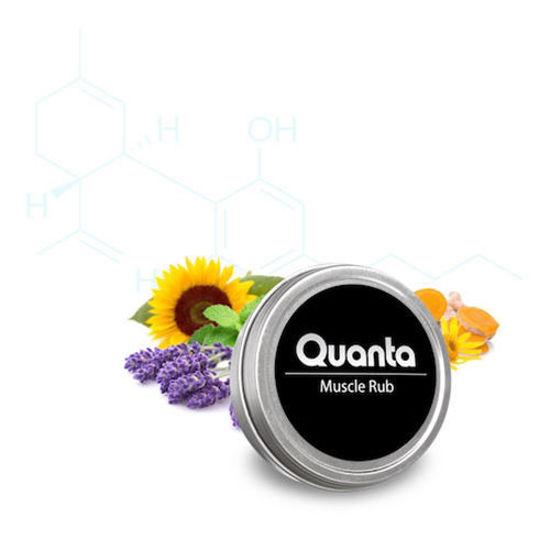 Picture of Quanta CBD Muscle Rub