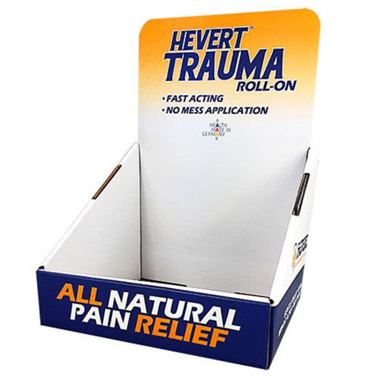 Picture of Trauma Roll On Display Box by Hevert