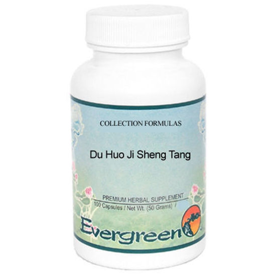 Picture of Du Huo Ji Sheng Tang Evergreen Capsules 100's