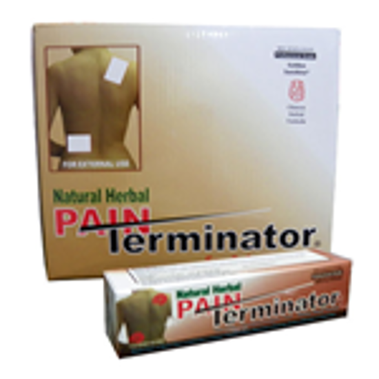 Picture of Pain Terminator Products