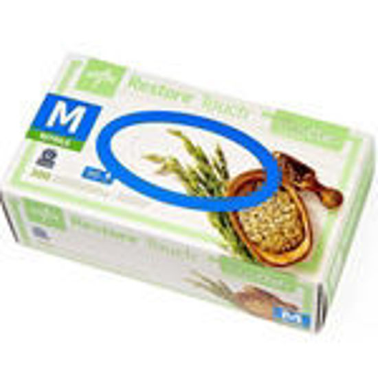 Picture of Restore Touch Nitrile Gloves with Oatmeal