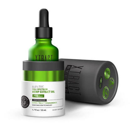 Picture of Eero Xtract CBD (750mg/50ml) Tincture