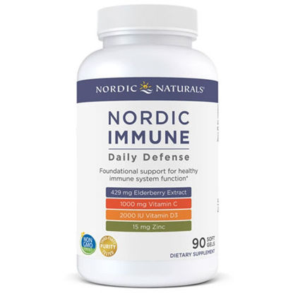 Picture of Nordic Immune Daily Defense 90 ct.