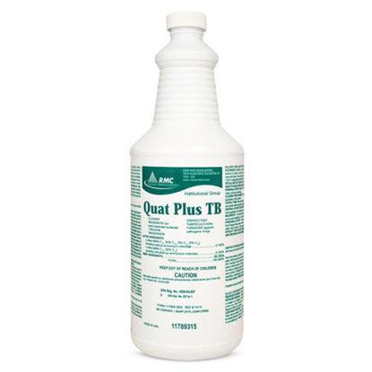 Picture of Quat Plus TB RTU Disinfectant 1 Qt.