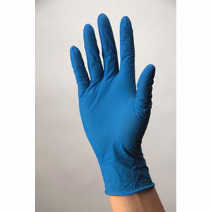 Picture of Up & Up Powder Free Nitrile Gloves 100s (One Size Fits Most)