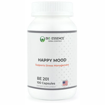 Picture of Happy Mood 100 caps by Bio Essence