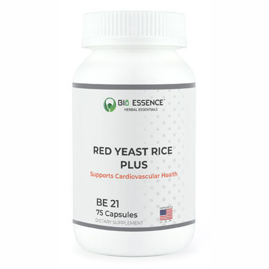 Picture of Red Yeast Rice Plus 75 caps by Bio Essence