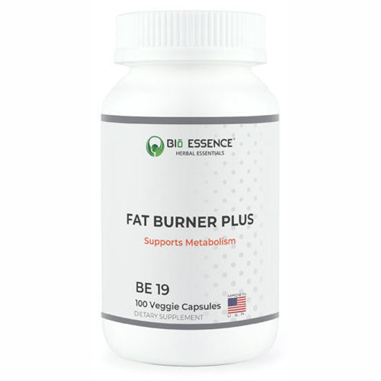 Picture of Fat Burner Plus, 100 caps by Bio Essence