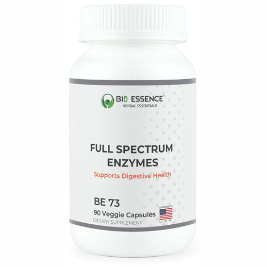 Picture of Full Spectrum Enzymes, 90 caps by Bio Essence