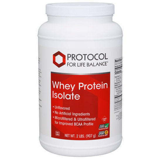 Picture of Whey Protein Isolate 2 lb. by Protocol