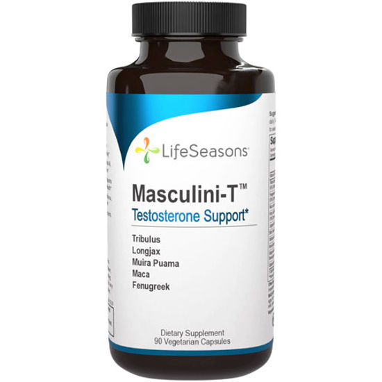 Picture of Masculini-T 90 caps by LifeSeasons
