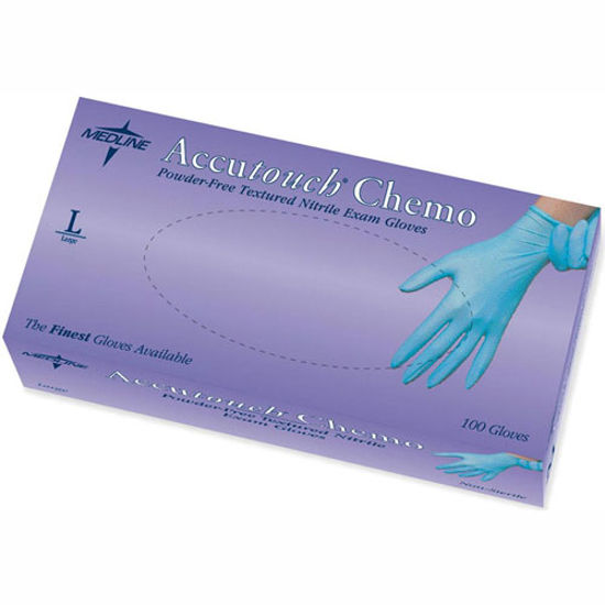 Picture of Accutouch Chemo Nitrile Exam Gloves