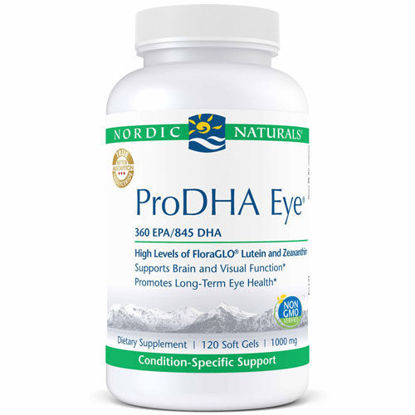 Picture of ProDHA Eye 120's, Nordic Naturals